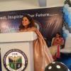 Mrs Sujatha Pugazhendi addressing