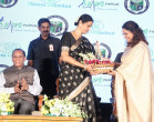 Our MD Felicitating Lady Governor